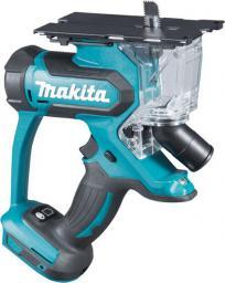Makita Wycinarka akumulatorowa do płyt g/k 18V bez akumulatora i ładowarki (DSD180Z)
