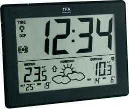 TFA Stacja pogodowa od -40 do +60°C bateria 3 x AAA czarna (35.1125.01.IT)
