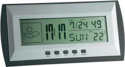 Stacja pogodowa TFA Stacja pogodowa cyfrowa od -10 do 50°C wilgotność 20 - 90% 1 x AAA srebrna (35.1065)