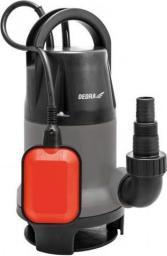 Dedra pompa zanurzeniowa plastik 550W do wody czystej i brudnej (DED8841)