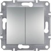 Schneider Electric Łącznik świecznikowy Asfora bez ramki aluminium (EPH0300161)