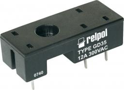 Relpol Gniazdo wtykowe do RM87N do obwodow drukowanych GD35 (2613509)