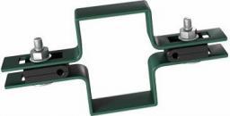 Metalurgia Obejma montażowa pośrednia szara 60 x 40mm (SEG SO PS)