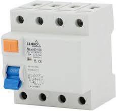 Bemko Wyłącznik różnicowoprądowy AC 4P 40A 30mA (A05-N7-4-40-030)