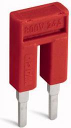 WAGO Mostek czerwony 4-torowy czerwony 25A (2002-404/000-005)