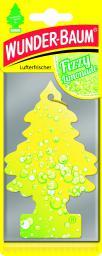 WUNDER-BAUM Papierowy zapach do samochodu Fizzy Limonade (23-163)