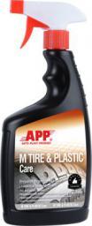 APP Preparat do plastiku i opon 650ml (220082)