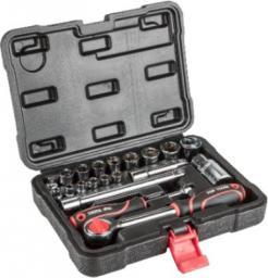 """Top Tools Zestaw kluczy 1/4"""" 3/8"""" 20szt. (38D520)"""
