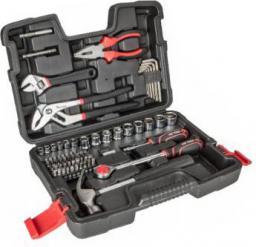 Top Tools Zestaw narzędziowy do lekkich prac remontowo–budowlanych 81szt. (38D510)