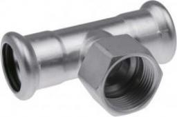 KAN-therm Trójnik z GW Inox - 108 x 2 (620457.2)