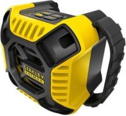 """Stanley Głośnik 18V Bluetooth 4"""",gniazdo 3.5mm (FMC772B-XJ)"""