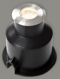 LUXIONA Oprawa najazdowa Oczko LED ODL Micro 3W LED IP67 (07LILEG8318T)