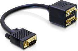Adapter AV Delock Adapter VGA - 2x VGA (Z07841)