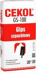Cekol Gips szpachlowy GS 100 5kg