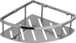 Koszyk prysznicowy Omnires Uni narożny chrom (UN3615)