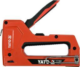 Yato Zszywacz tapicerski zszywki 6 - 14mm lub gwoździe 15mm metalowy (YT-70021)