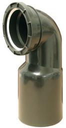 Rawiplast Kolano przyłączeniowe WC 100X90/90 /P100/