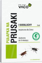 Vaco Pułapka na prusaki i karaluchy 2szt. (DV3)