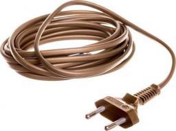 Zamel Przewód przyłączeniowy bez wyłącznika /woreczek/ 300cm złoty SP-300/2X0,75/WOR-ZLO (YNS10000462)