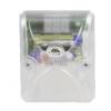Zamel Radiowy czujnik temperatury i natężenia oświetlenia -20-60°C 0-16500lx RCL-02