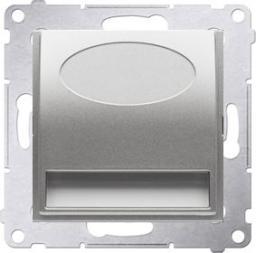 Oprawa schodowa Kontakt-Simon Simon 54 LED srebrny mat (DOS14.01/43)