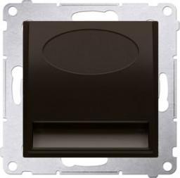 Oprawa schodowa Kontakt-Simon Simon 54 LED brązowy mat (DOS14.01/46)