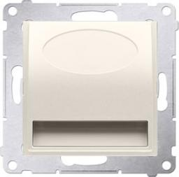 Oprawa schodowa Kontakt-Simon LED kremowy (DOS14.01/41)