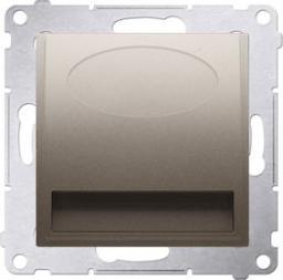 Oprawa schodowa Kontakt-Simon Simon 54 LED złoty mat (DOS14.01/44)