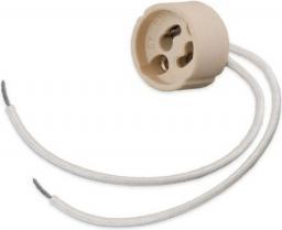 Pawbol Oprawka GU10 porcelanowa LED/HALOGEN (D.3187)