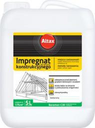 ALTAX Altax impregnat do drewna konstrukcyjnego zielony 5L