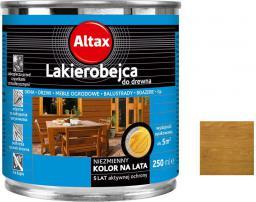 ALTAX Lakierobejca do drewna dąb 0,25L