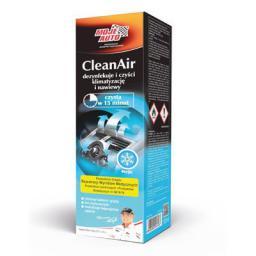Moje Auto Clean Air to środek do odświeżania nawiewów i klimatyzacji.