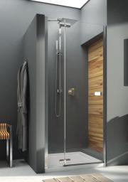 Aquaform Drzwi prysznicowe Verra Line 90cm wnękowe   (103-09405)