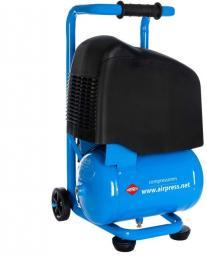 Sprężarka tłokowa AIRPRESS H 260-10 8bar 10L (36544)