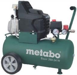 Sprężarka tłokowa METABO 8bar 24L (601533000)