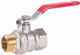 Perfexim Zawór kulowy wodny WZ DN25 rączka wzmocniony PHA-003 G1 WZ PN30 C DN25 (00-003-0250-000)
