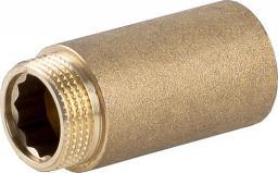 """Perfexim Przedłużka mosiężna GW - GZ 3/4"""" x 20mm (07-220-2020-000)"""
