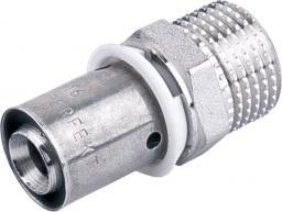 """Perfexim Złączka zaprasowywana GZ 16mm x 1/2"""" (62-731-1615-000)"""