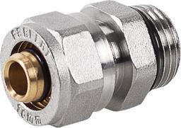 """Perfexim Złączka skręcana GZ 16mm x 1/2"""" (61-001-1615-000)"""