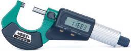 INSIZE Mikrometr cyfrowy 0- 25 CERT (3109-25A)