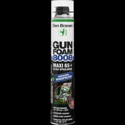 Den Braven Piana DENBRAVEN 8008 wysokowydajna 65+ pistoletowa 870ml