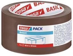 Tesa Taśma pakowa Basic brązowa 66M:50mm (H5857100)
