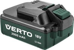 Verto Akumulator 18V Li-Ion, 2.0Ah VES (K75657-0)