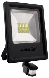 Naświetlacz MAXLED Naświetlacz LED z czujnikiem ruchu 50W CW IP65 SLIM