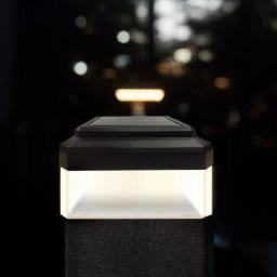 GreenBlue Lampa solarna na słupek LED 60*40 (GB125)