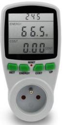 GreenBlue Miernik Energii Watomierz GreenBlue German plug (GB202)
