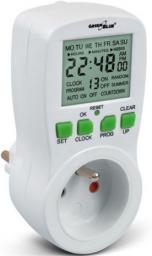 GreenBlue Włącznik czasowy - timer cyfrowy 16 programów max 240 programów wersja niemiecka (GB107)