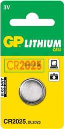 GP Bateria Cell CR2025 1szt.
