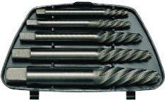 Teng Tools Zestaw wykrętaków do zerwanych śrub (11693-0108)