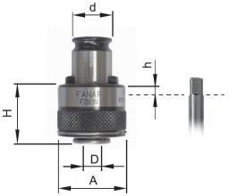 FANAR Zabierak FZS31/M24 D18-DIN (R-FZS31)